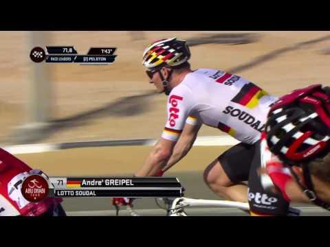 Abu Dhabi Tour 2017: Stage 1 TV highlights