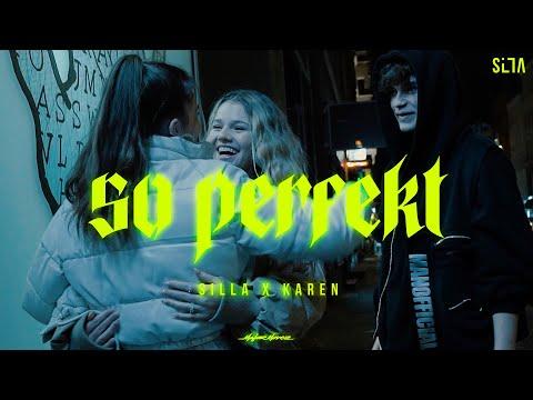 SILLA ► SO PERFEKT FEAT. KAREN ◄ [ OFFICIAL 4K MUSICVIDEO ] Prod. by MENJU