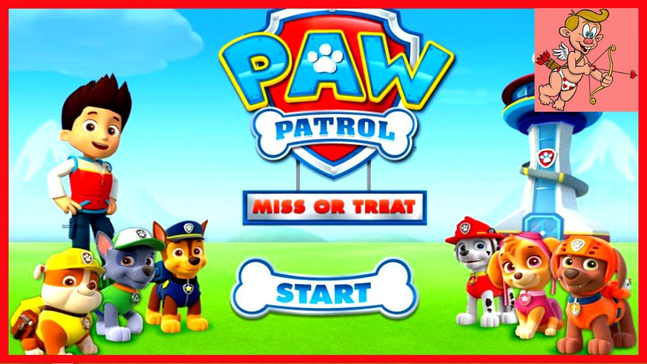 Открытки, игра открытка щенячий патруль