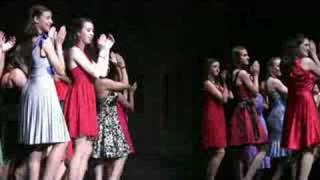 Golden West High School Drama presents a musical play