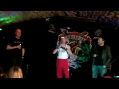 Obie V Dan Willis - Comedian Rap Battle
