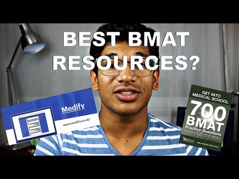 BMAT Revision - Medify? Past Papers? Kaplan? ISC?