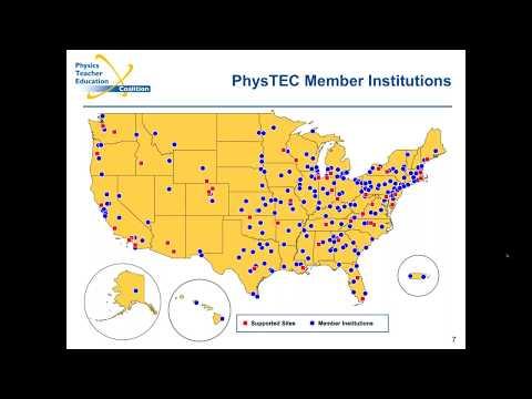 PhysTEC Request for Proposals Informational Webinar