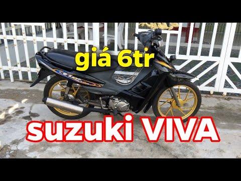 Suzuki VIVA dàn áo zin giá 6tr.ngoại hình giống zu xipo