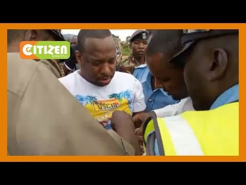 Governor Mike Sonko arrested over Ksh 357M graft allegations