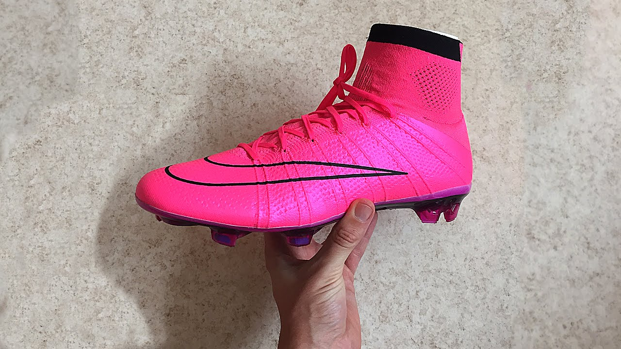 fc3604b4c31 Cristiano Ronaldo Nike Superfly 4 Unboxing - YouTube