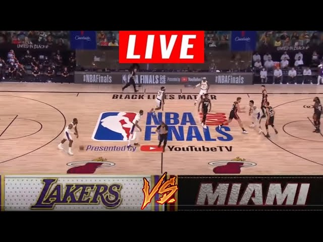 Live Los Angeles Lakers Vs Miami Heat Full Highlights Game 6 Nba Finals Oct 11 2020 Youtube