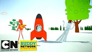 Through the Eyes of the Observer | CN Buddy Network | Cartoon Network