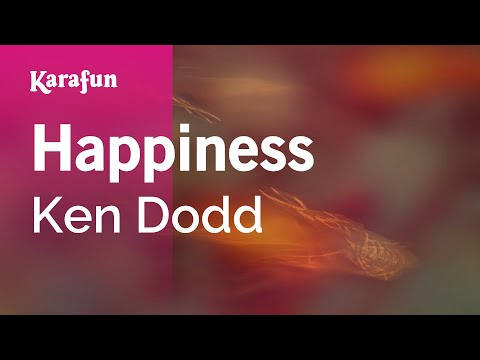 Karaoke Happiness - Ken Dodd *