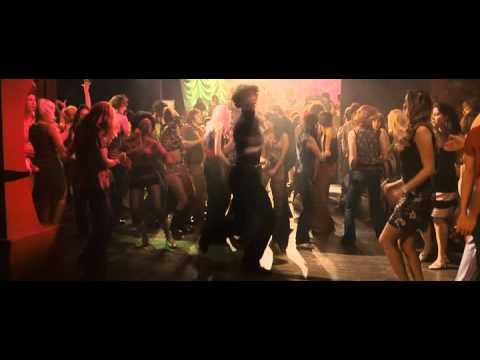 Tom Hughes dances
