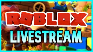 Roblox Live stream! Roblox Stream! Road to 1000! #live #roblox #robloxlive