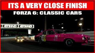Forza 6 Livestream: Racing the Classics - Photo Finish