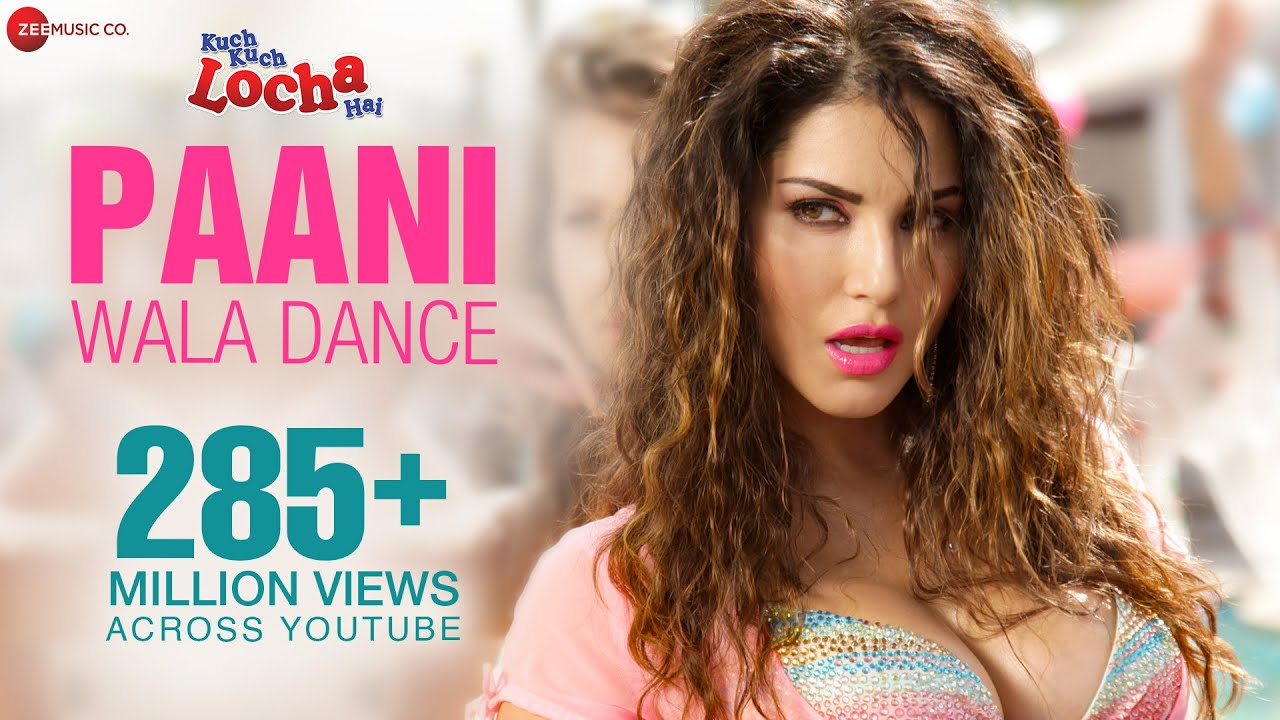 Paani Wala Dance - Sunny Leone - Full Video | Kuch Kuch Locha Hai | Ikka | Arko | Intense