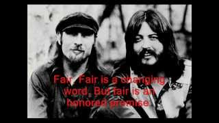 My Fair Share (Lyrics)