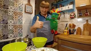 BOROWIKI W PANIERCE - Gotuj z Gracjanem