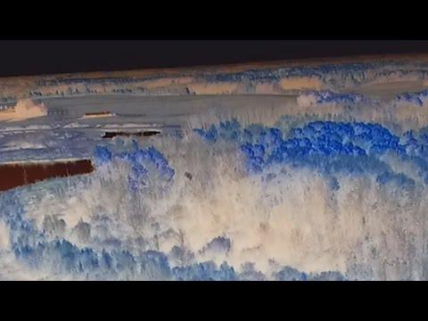 UFO vs Drone in Alberta - Day Time Video