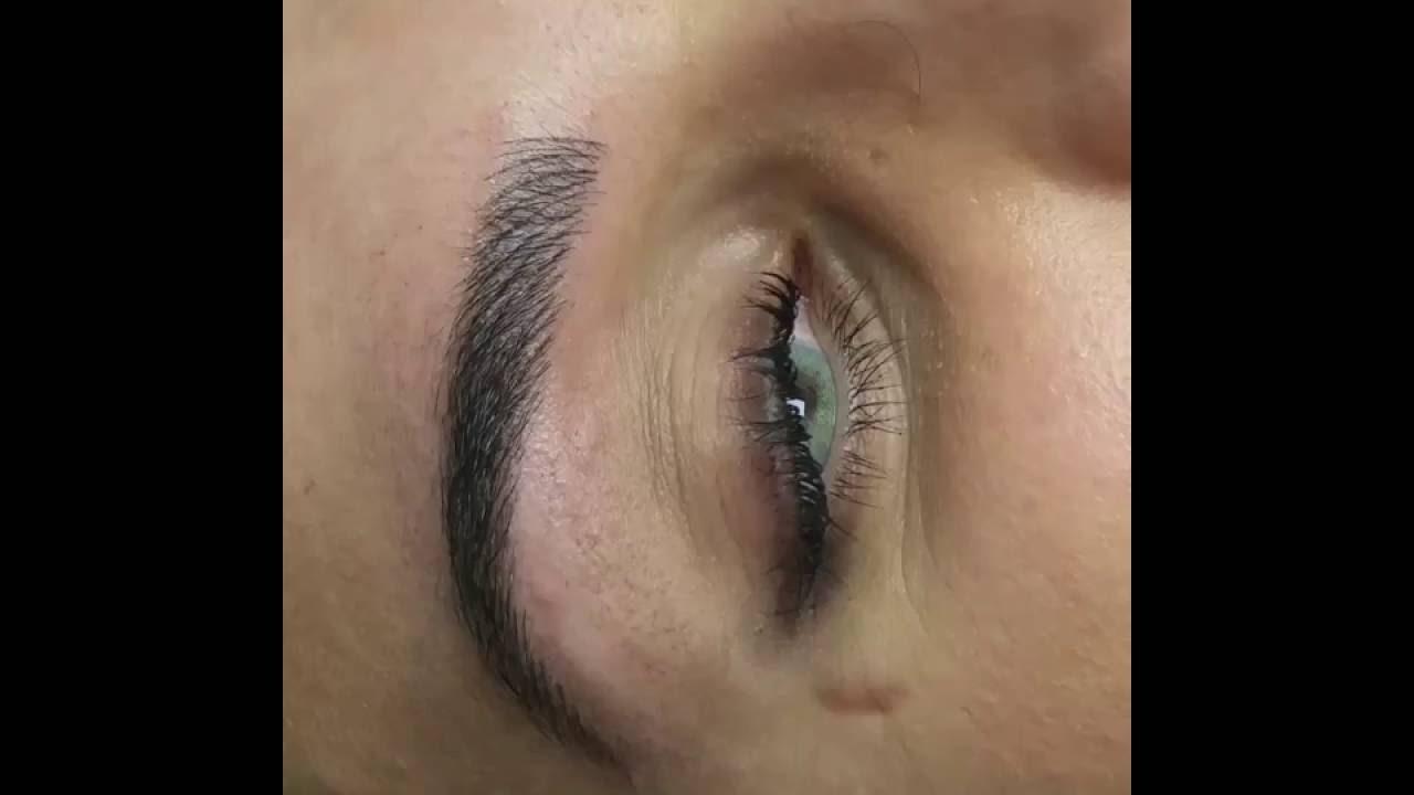 Maquillage Permanent Sourcils Poils A Poils Eden Beaute Marseille