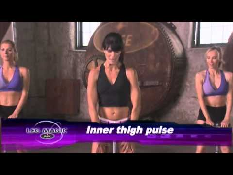 Leg Magic Pulse Workout with Rosalie Brown