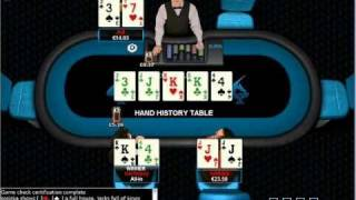 Unreal poker - bad beats and suck outs - by Adi