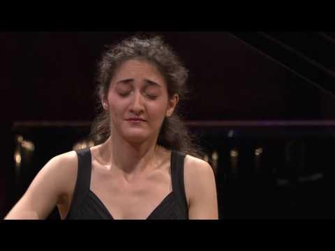 Hélène Tysman – Mazurka in A flat major, Op. 24 No. 3 (second stage, 2010)