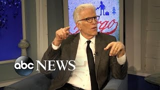 Seriously?! Ted Danson Doesn't Know the Lyrics to 'Cheers' Theme
