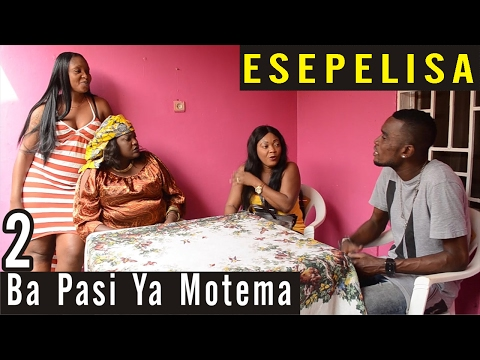 Ba Pasi Ya Motema VOL 2 - Nouveau Theatre Congolais 2016 - Alpha Bokole Ecurie Biso na Biso