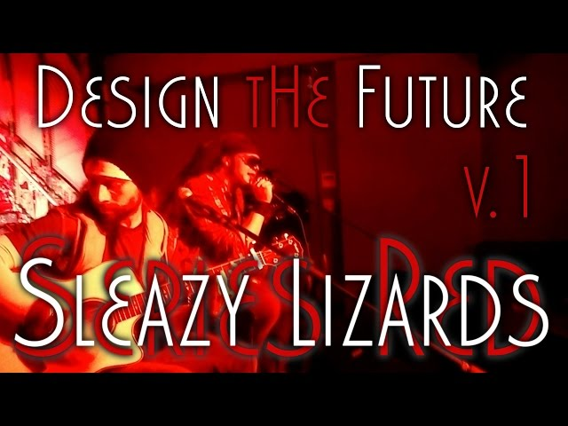 """Sleazy Lizards - Uncharted Roads (You Came with The Winter) / """"Series Red"""" v.1"""