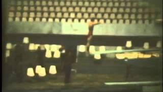 東京オリンピック・飛び込み練習