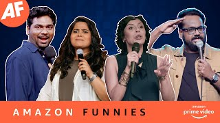 Amazon Funnies - Best of Indian Stand-up Comedy | Amazon Prime Video