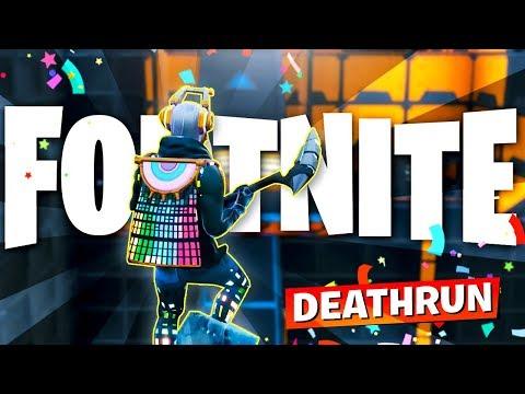 🦴 DEATHRUN IMPOSIBLE EN FORTNITE!