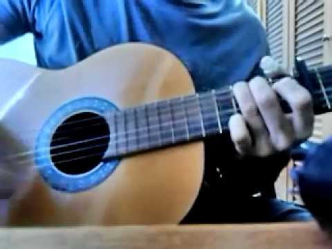 Let Her Go by Passenger (Acoustic Guitar...