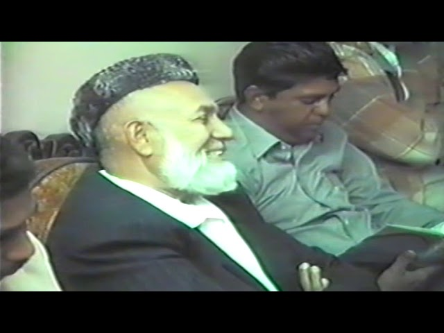 IPCI Deedat's Encounter with Christian Missionaries 3 of 4