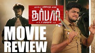 Darbar Movie Review by VJ Abishek | Rajinikanth | Nayanthara | AR Murugadoss | Open Pannaa