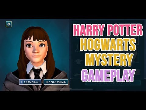 Harry Potter: Hogwarts Mystery Gameplay First Impressions   GeekGlitz