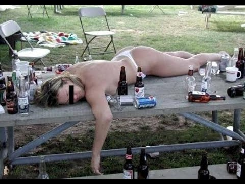 Naked Girl Drunk And Other Fails In Public