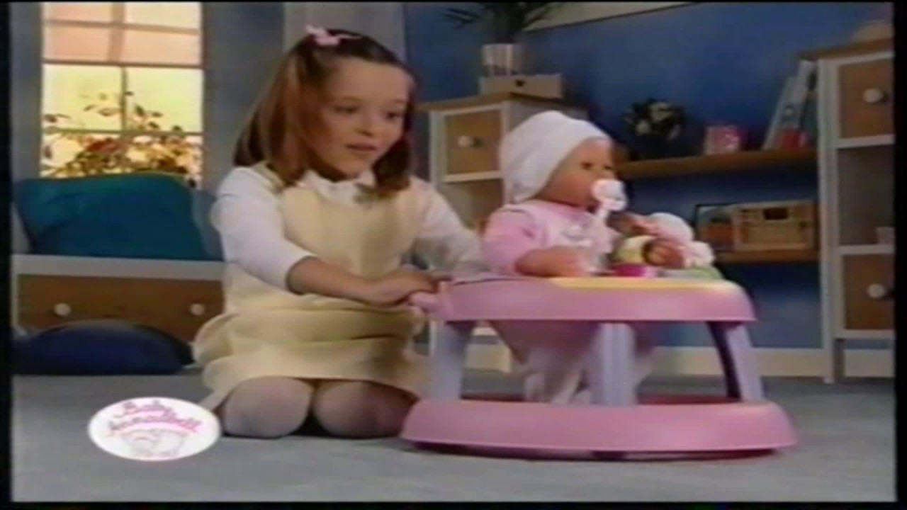 Zapf Creation Baby Annabell Toy Doll Tv Commercial Youtube