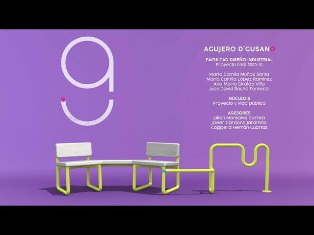 Agujero D' Gusano | Universidad Pontificia Bolivariana | 2020-10 | Taller RAD Social