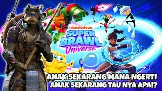Kartun terbaik jadi Game 3D - SUPER BRAWL UNIVERSE Android Gameplay