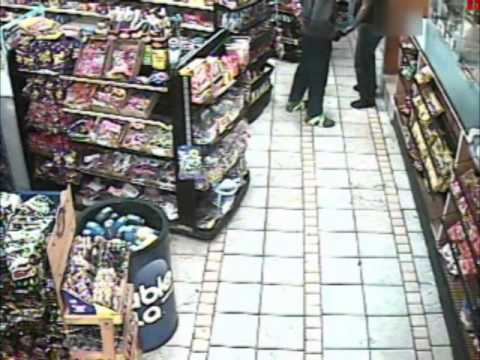 Armed Robbery at 901 Boone NW