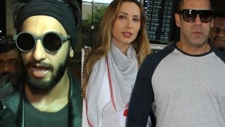 Ranveer Singh says NO to films | Iulia Vantur Spotted at Salman Khan's House last Night