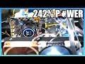 RX Vega 56 Hybrid & (Half-Functional) 242% Power Offset Pt2