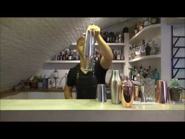 Genware Professional Barware Insight Video: Shakers Pt2