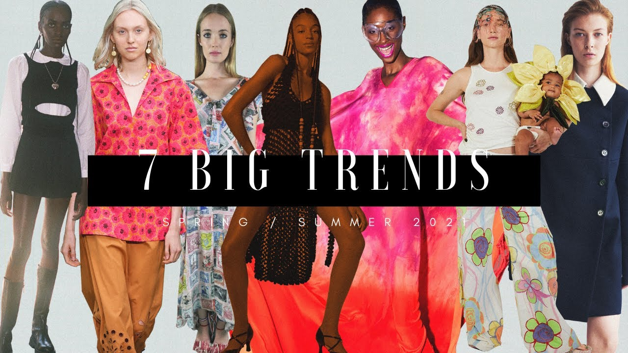 8 Big Trends - Spring/Summer 8