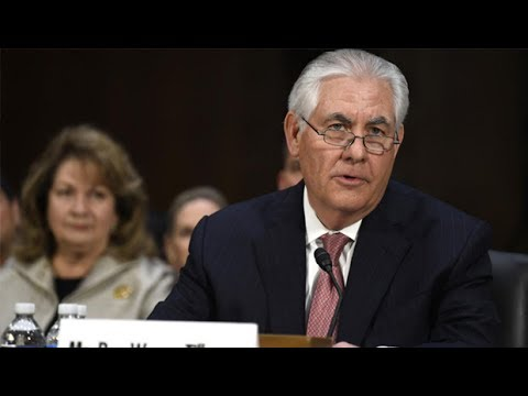 What Did Exxon and CEO Rex Tillerson Know and What Did They Do About It?