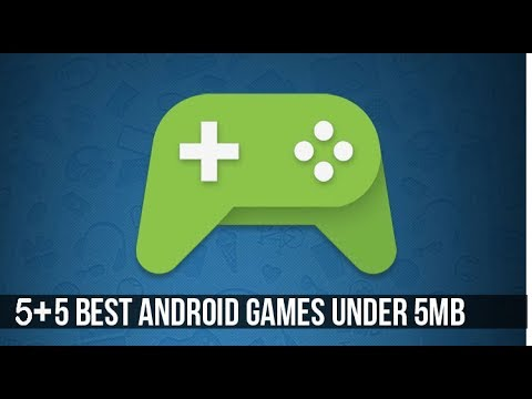 TOP 10 ANDROID GAMES UNDER 5MB-
