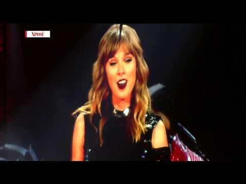 Taylor Swift's #reputationStadiumTour Arizona Reaction!