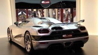 Dubai Money: Koenigsegg Agera (1.2 mio €)