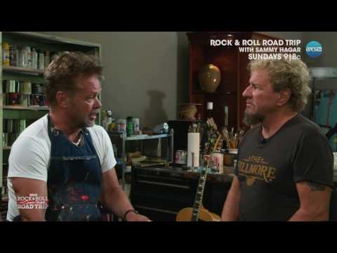 John Mellencamp Deleted Scenes Ep 203 of Rock & Roll Road Trip w/ Sammy Hagar