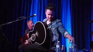 Banter: Karaoke Time with Jeff - David Cook @ The Attic (Tampa, FL) 9.17.2017