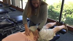 Chiropractic Pelvic Exam Parker University